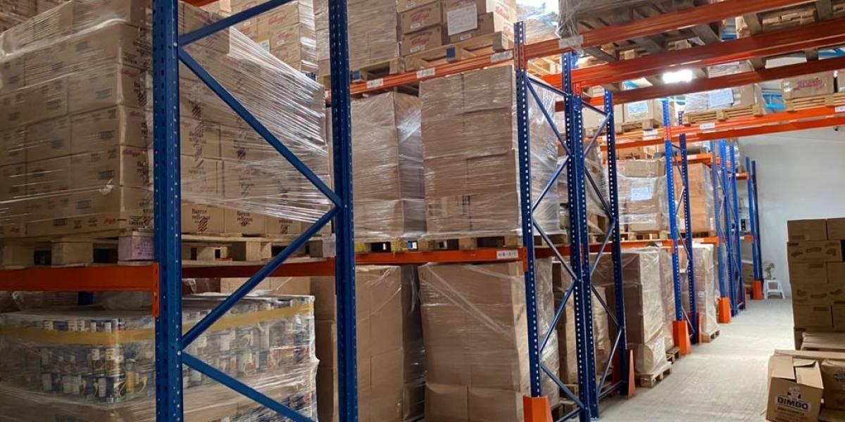 Gobierno del Guayas entrega ayuda a familias por crisis de coronavirus