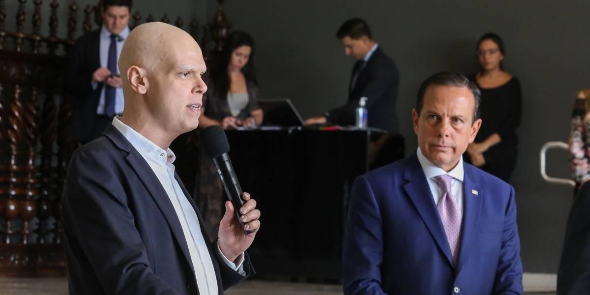 Ibope: Doria é reprovado por 44% na capital; Covas tem avaliação 'regular'