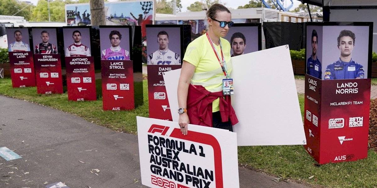 Fórmula 1 cancela el Gran Premio de Azerbaiyán