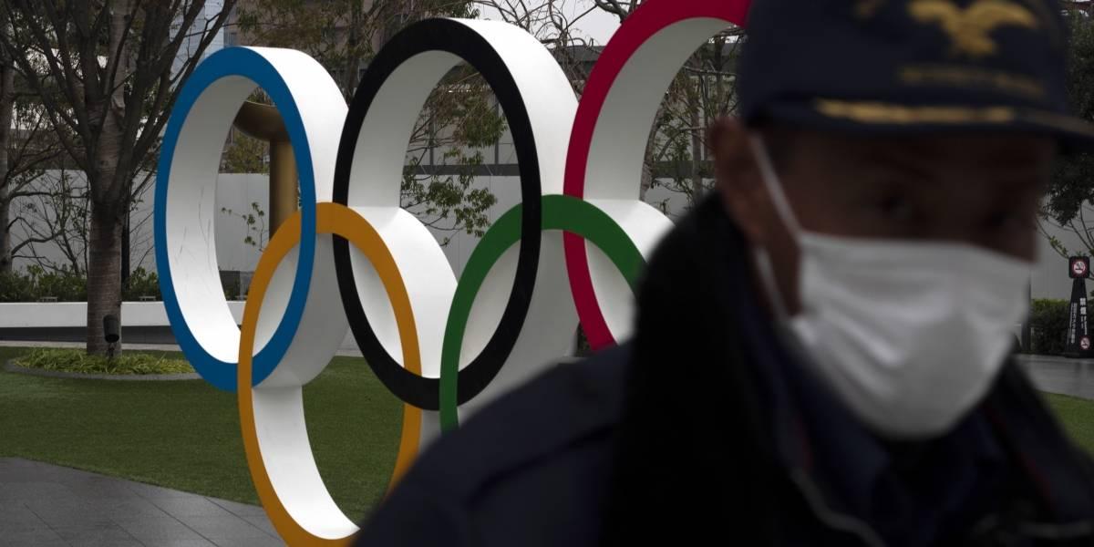 Posponen por un año los Juegos Olímpicos de Tokyo 2020