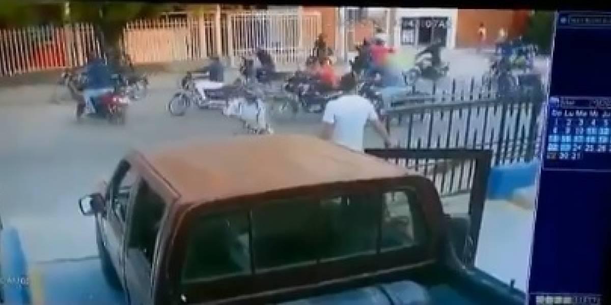 En video: Se registran saqueos a minimercados en la Costa Caribe ante crisis de Covid-19