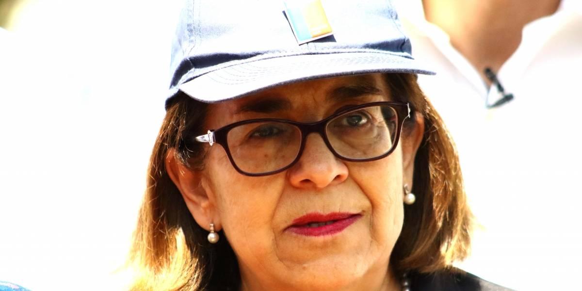Seremi de Salud RM Rosa Oyarce en cuarentena preventiva por coronavirus