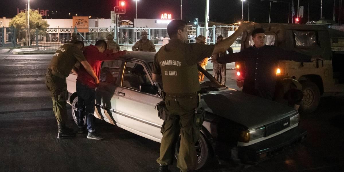 Toque de queda contra el coronavirus: 146 detenidos en el país durante la primera noche