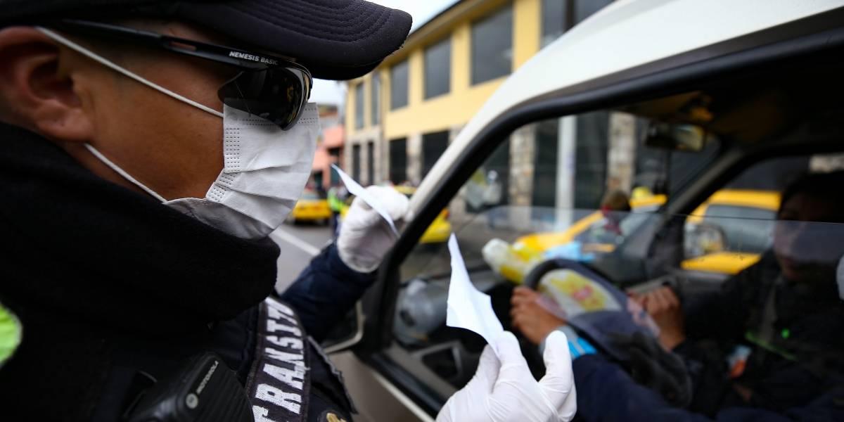 Ya son siete parroquias en Quito que reportan más de 100 casos de COVID-19