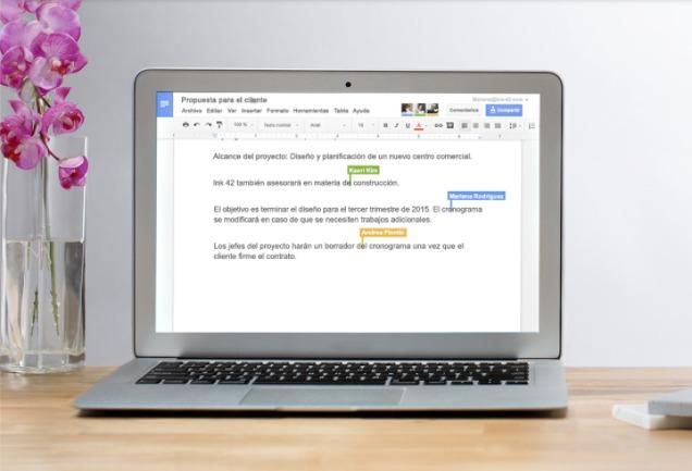 documentos google