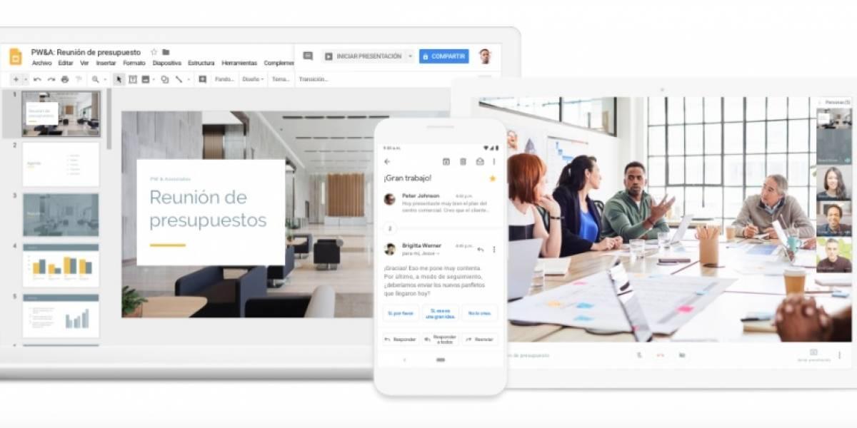 Coronavirus: cinco herramientas de Google que harán las cosas más sencillas para el home office