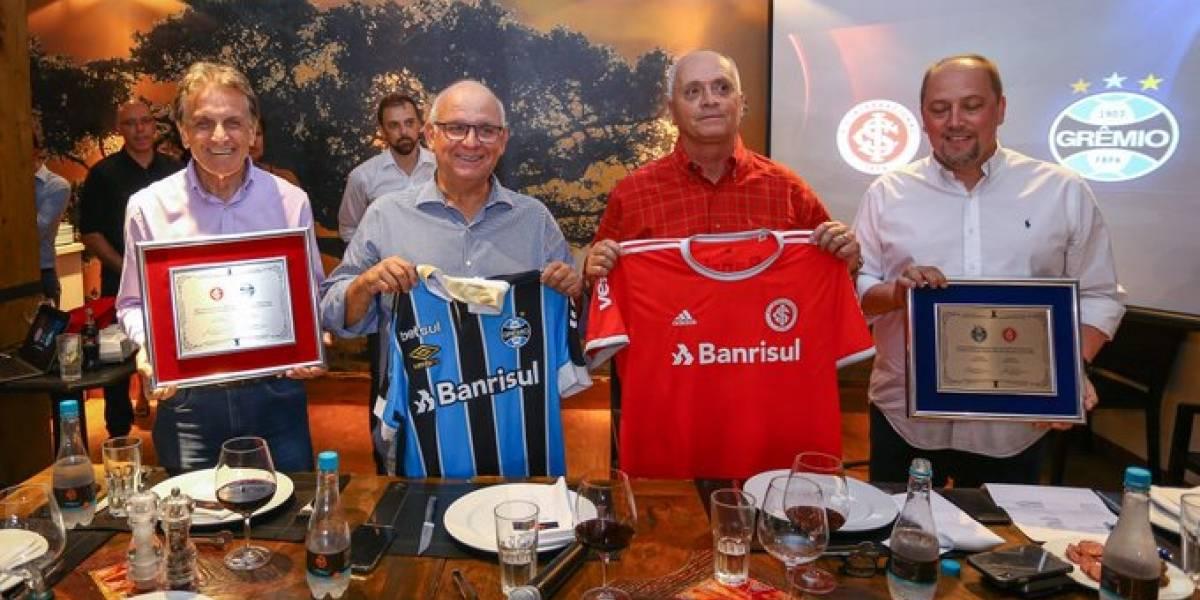 Presidente de Gremio de Porto Alegre es el cuarto dirigente del club que da positivo por coronavirus
