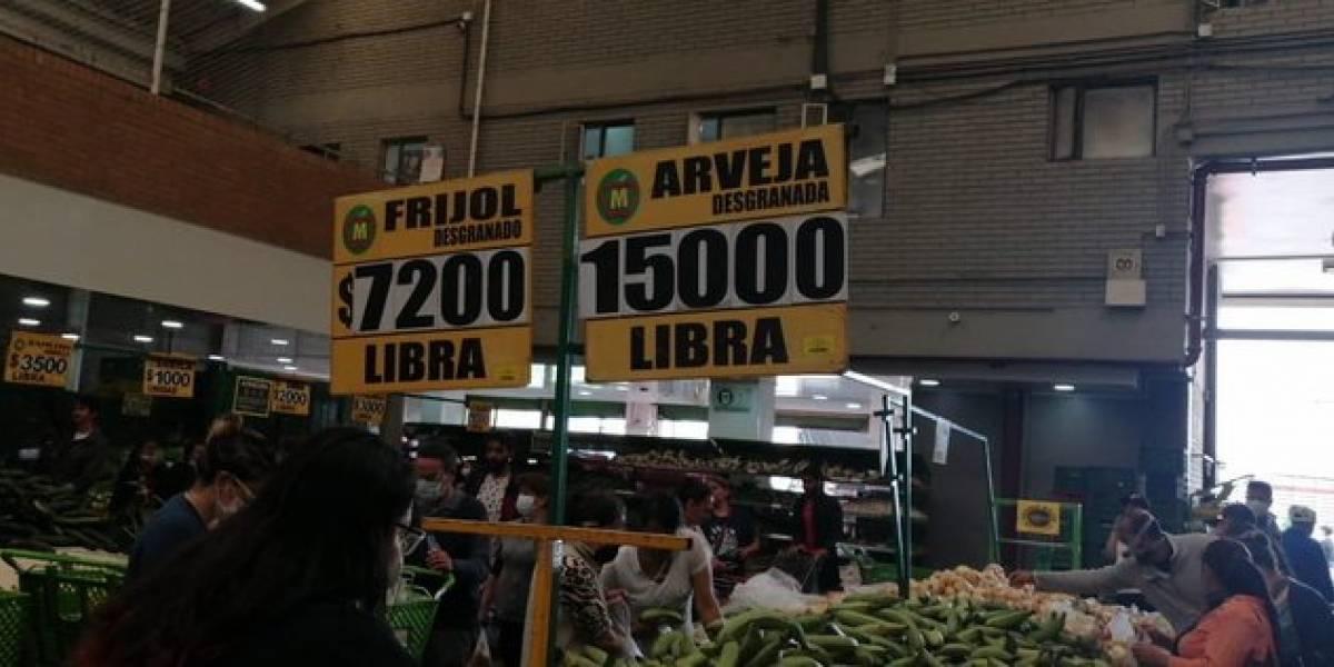 Le ponen freno a la especulación de precios en Corabastos