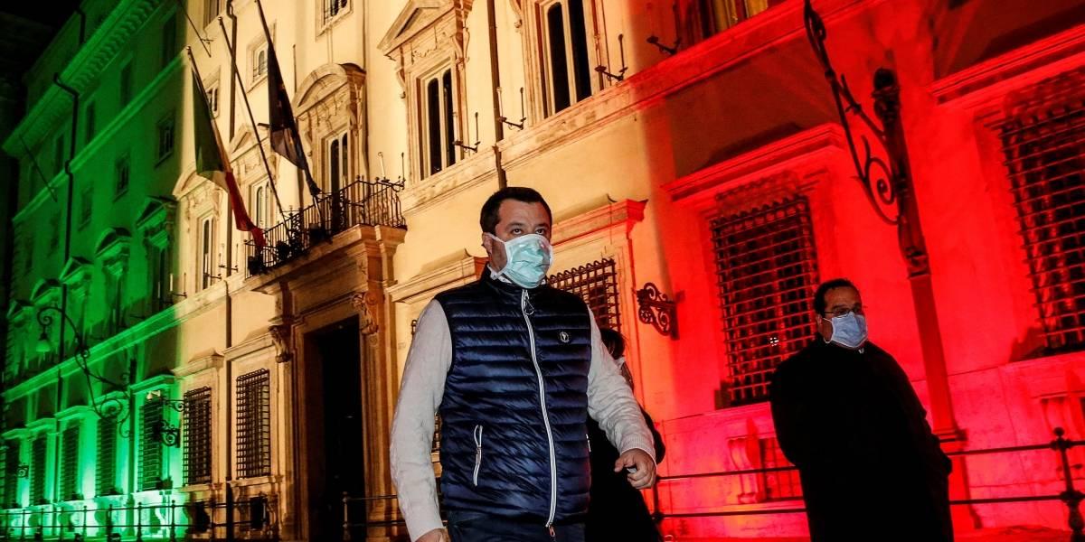 El número de muertos en Italia por coronavirus alcanzó los 6.077, un aumento de 602 en solo 24 horas