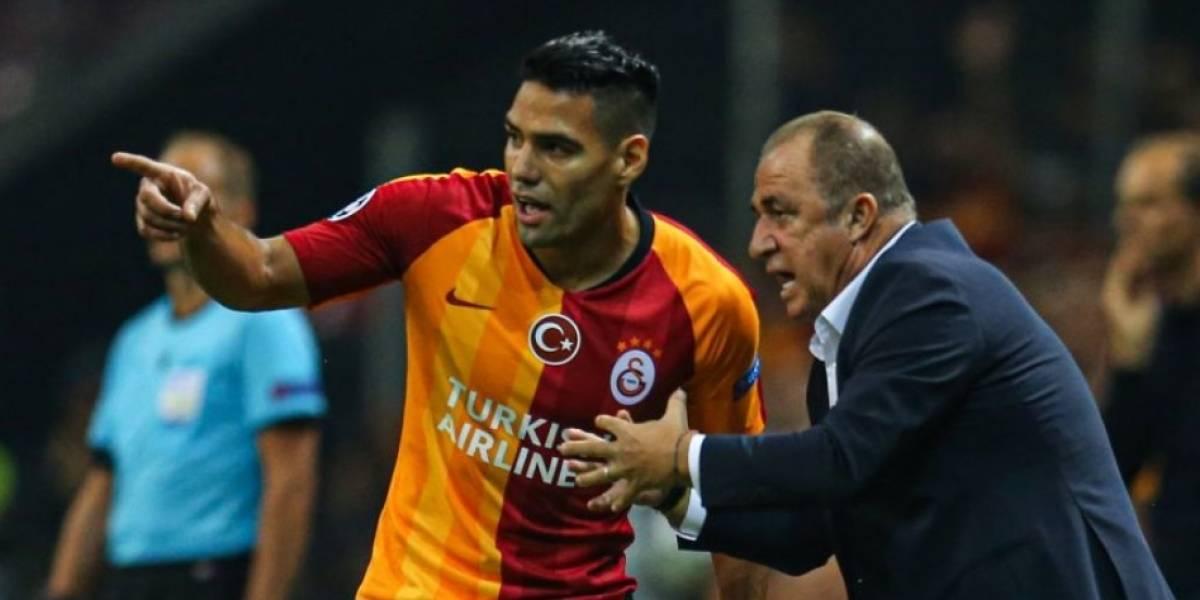 Fatih Terim, entrenador de Falcao en el Galatasaray, dio positivo de coronavirus