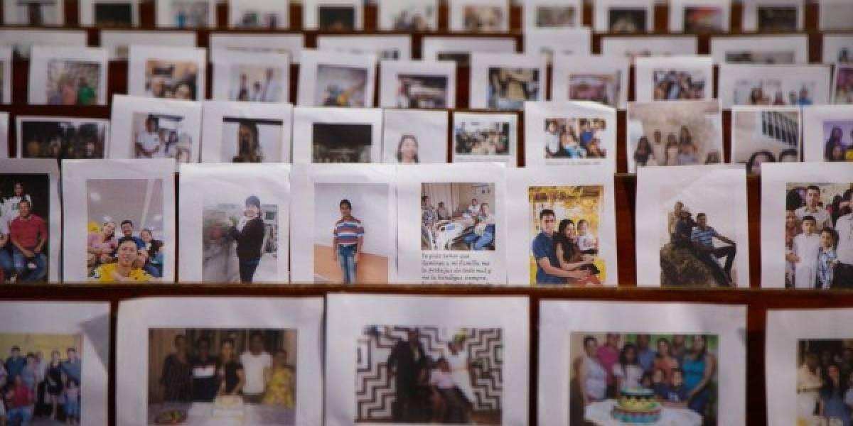 """Manabí: Fieles envían fotografías a Iglesia para """"estar presentes"""" en la misa"""
