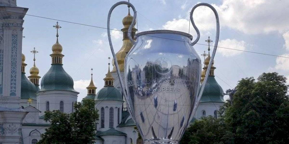 UEFA aplaza la final de la Champions League debido al Covid-19