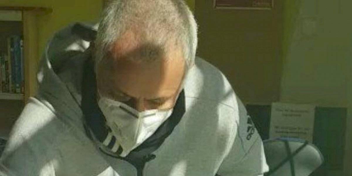 Mourinho mostró su lado más sensible en medio de la crisis por el coronavirus