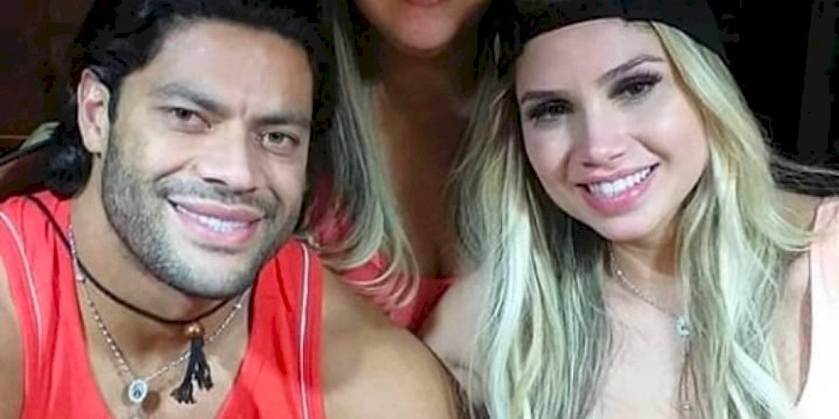 FOTOS. Futbolista Hulk se casa con su bella sobrina y causa polémica