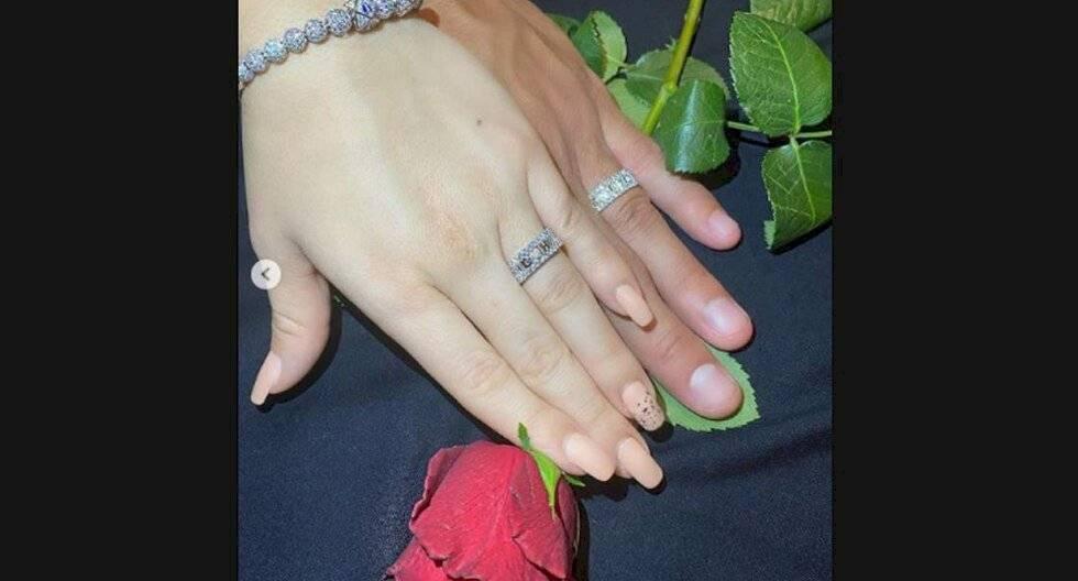 Hulk se casa con su sobrina Camila Angelo