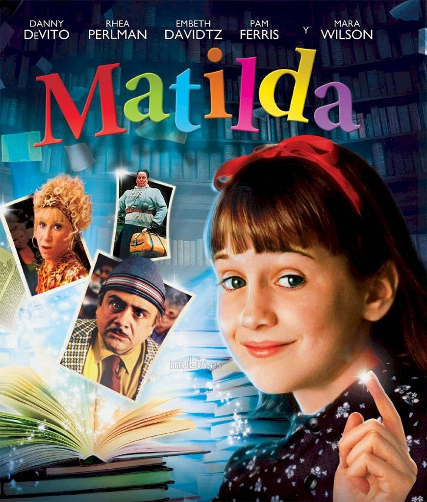 Película Matila