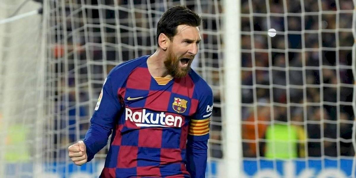 Messi supera una vez más a Cristiano Ronaldo