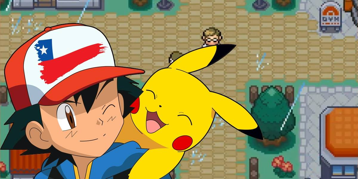Pokémon Chileno libera su ROM: el milagro de esta cuarentena