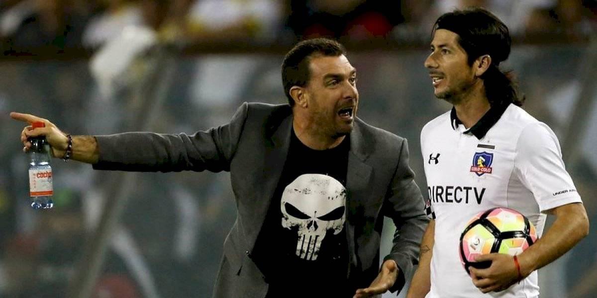"""""""No daba un pase bueno a nadie"""": Valdés y Guede desclasificaron sus mejores episodios en Colo Colo"""