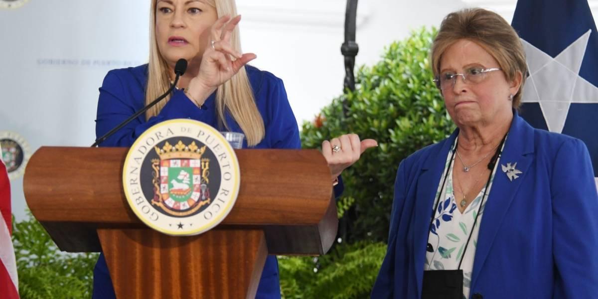 Wanda Vázquez confirma renuncia de la secretaria interina de Salud