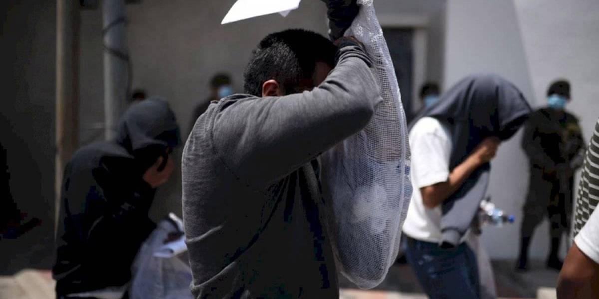 Vuelos de retornados desde EE. UU. fueron suspendidos de forma temporal