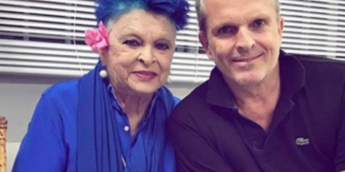 Muere la actriz Lucía Bosé, madre de Miguel Bosé