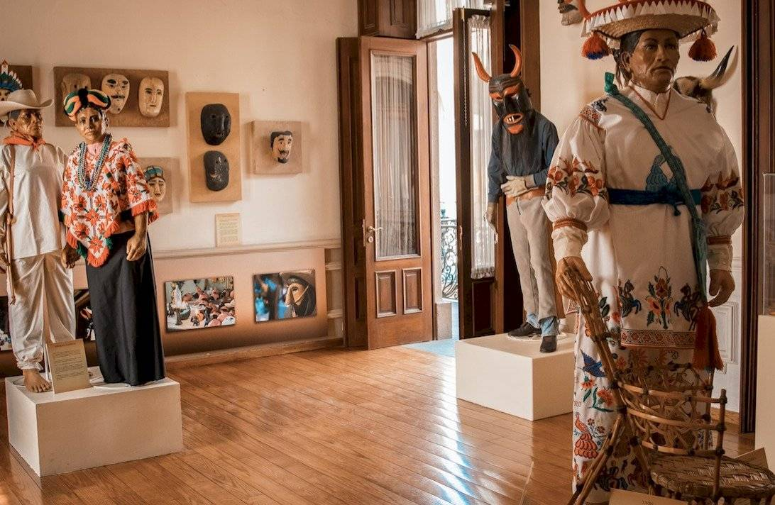 Disfruta de los mejores museos de San Luis Potosí sin salir de casa