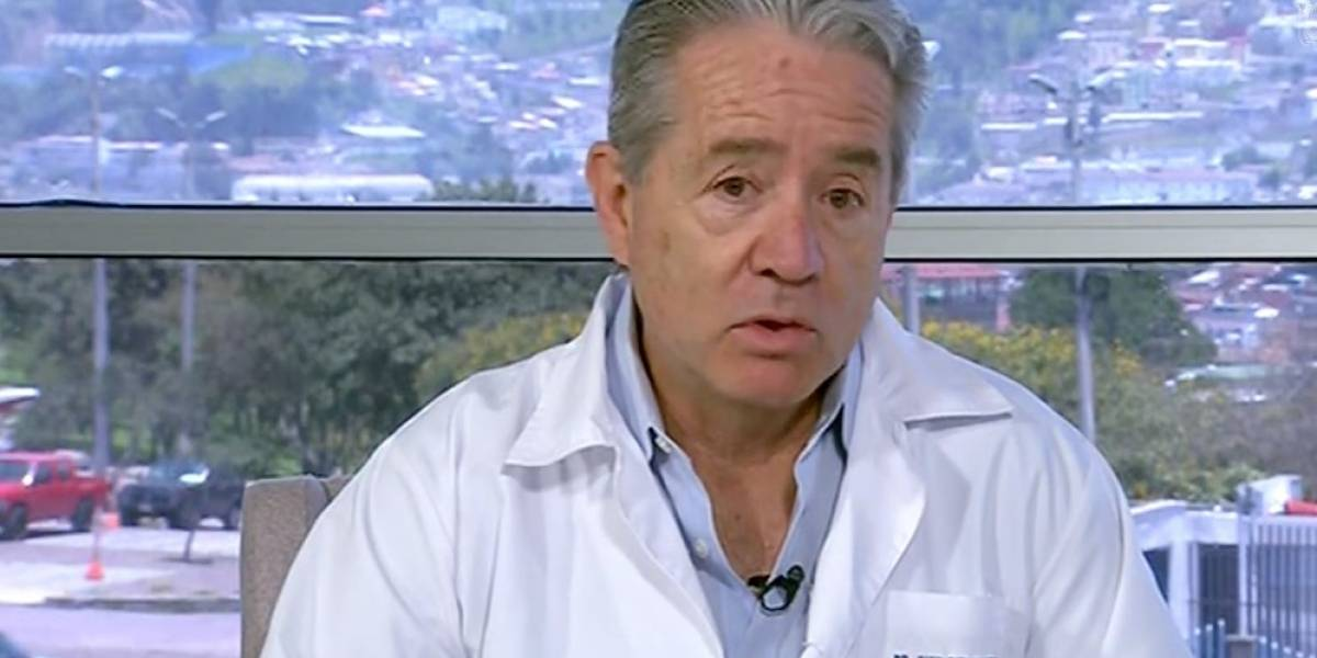 """Juan Carlos Zevallos: """"esta semana llegan 200 mil pruebas de COVID-19 al país"""""""