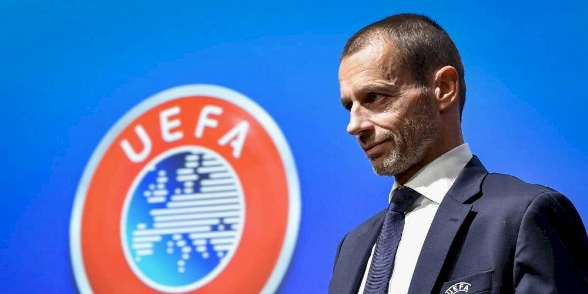 Finales de la Champions y la Europa League serán aplazadas oficializa la UEFA