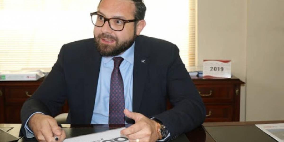 Secretario de Seguridad, Juan Pablo Burbano, renunció tras la filtración de mapa de casos de coronavirus en Quito