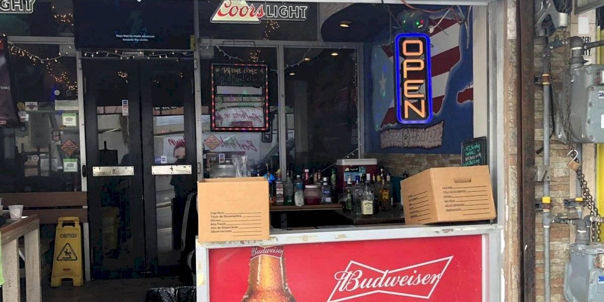 Suspenden primera licencia de bebidas alcohólicas a negocio en Condado