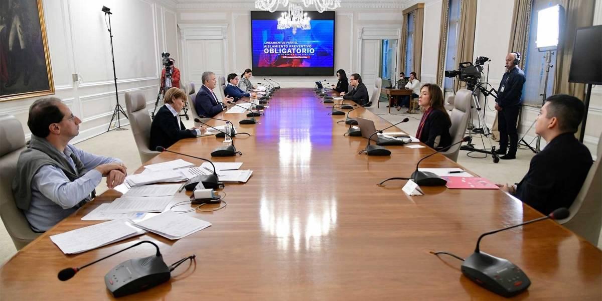 Iván Duque y gabinete tendrán que responder por situación en Amazonas
