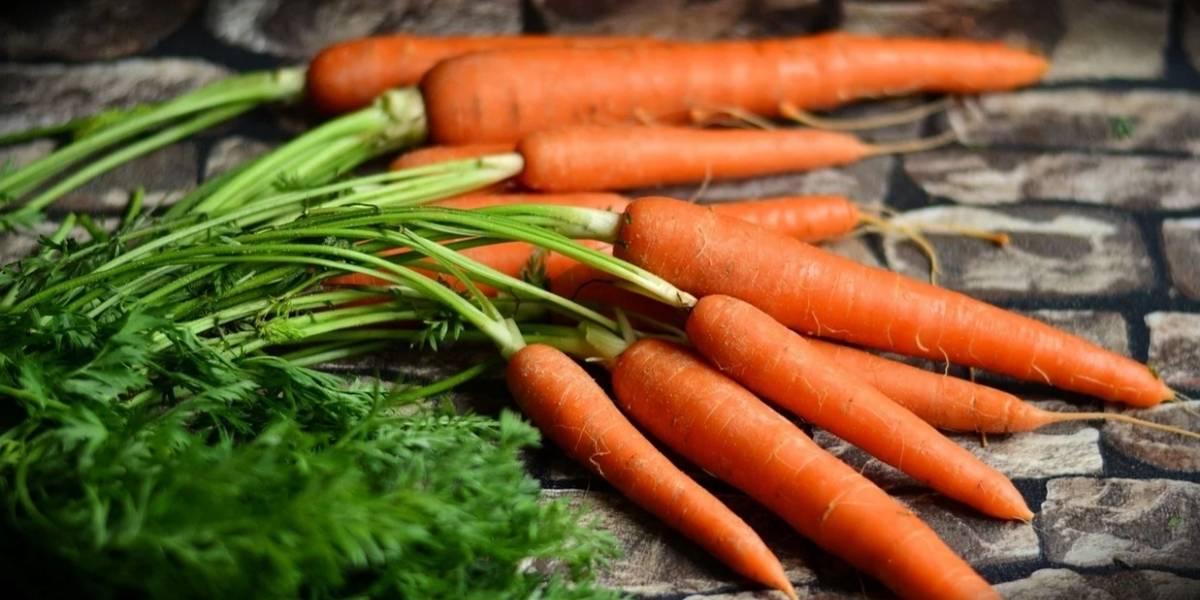 Qué vitaminas tiene la zanahoria que te ayudarán a fortalecer el sistema inmune