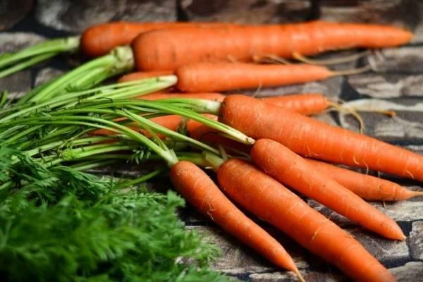 Zanahoria Vitaminas / La zanahoria y el bronceado.