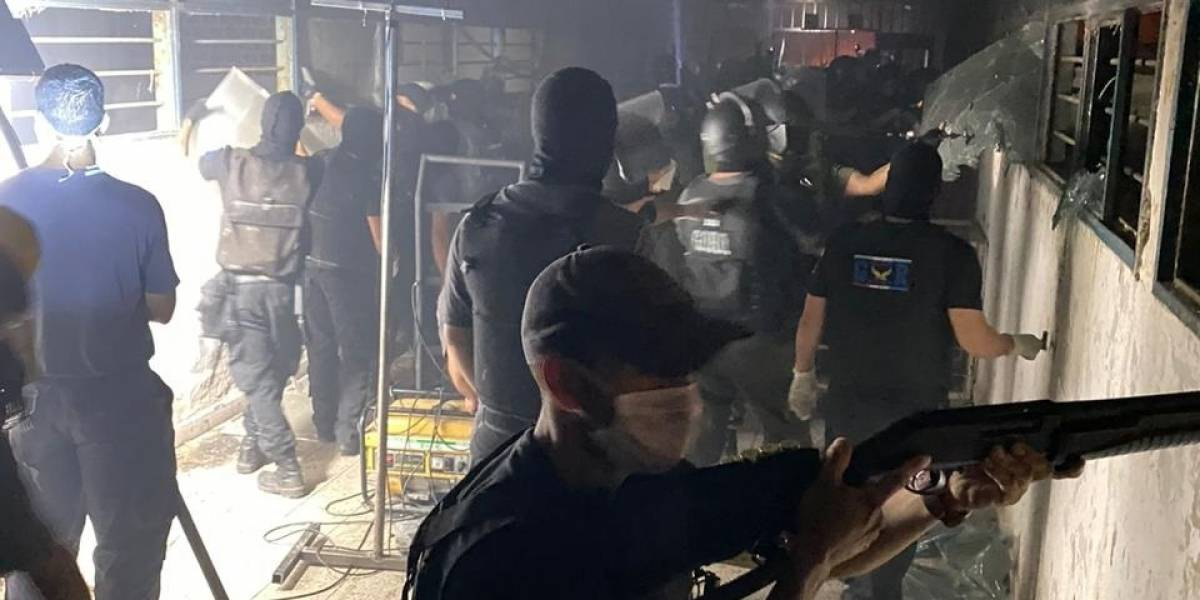 Por motines ocurridos en cárceles EE.UU. donará equipos de protección a Colombia