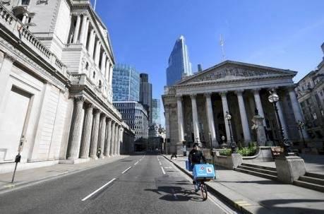 Londres en cuarentena EFE