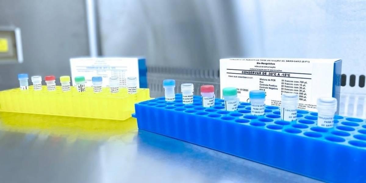 Novo teste para covid-19 é feito com saliva e deve custar R$ 95