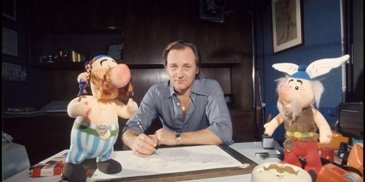 Morre o desenhista Albert Uderzo, um dos criadores de Asterix