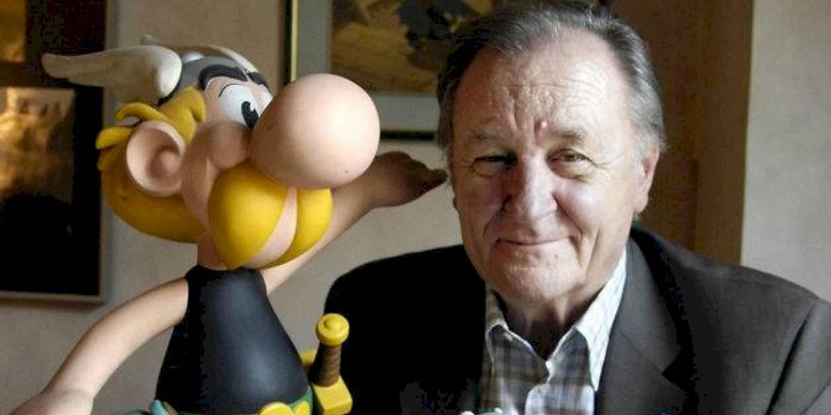 Lloran Astérix y Obélix: muere Albert Uderzo uno de los creadores de la serie