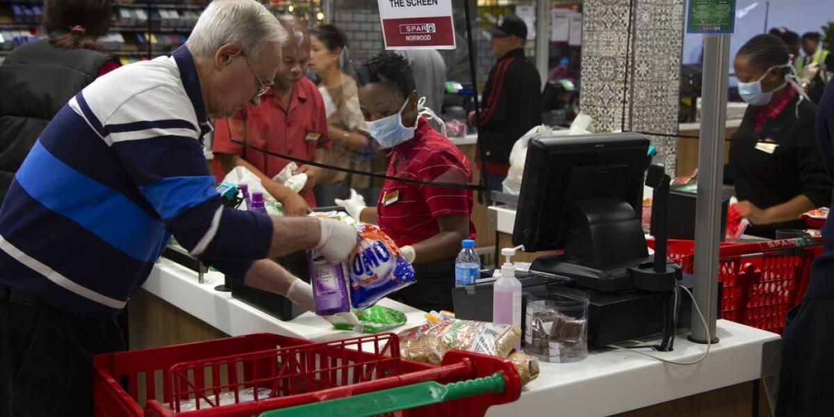 Sudáfrica reporta más casos de coronavirus