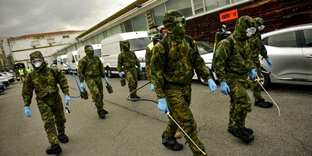 España anuncia 6.584 casos nuevos de coronavirus