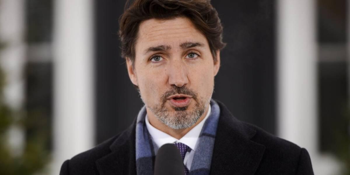 Trudeau, dispuesto a restringir el paso en la frontera con Estados Unidos
