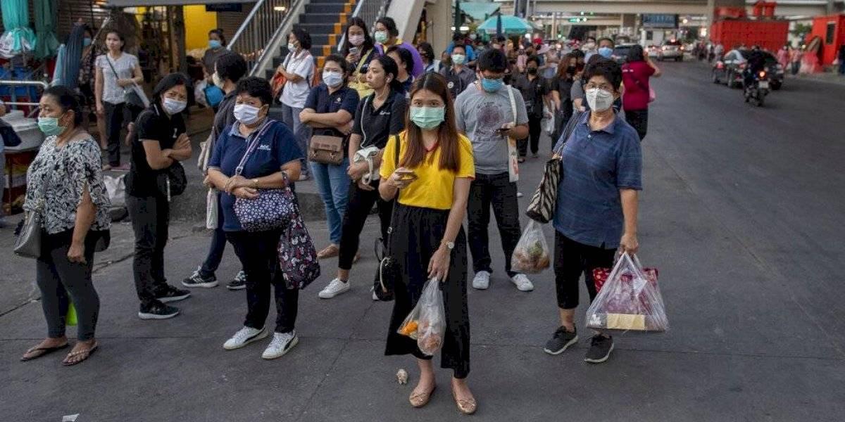 Tailandia decreta estado de emergencia por coronavirus