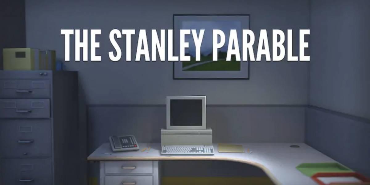 Título The Stanley Parable está disponível gratuitamente na Epic Games Store