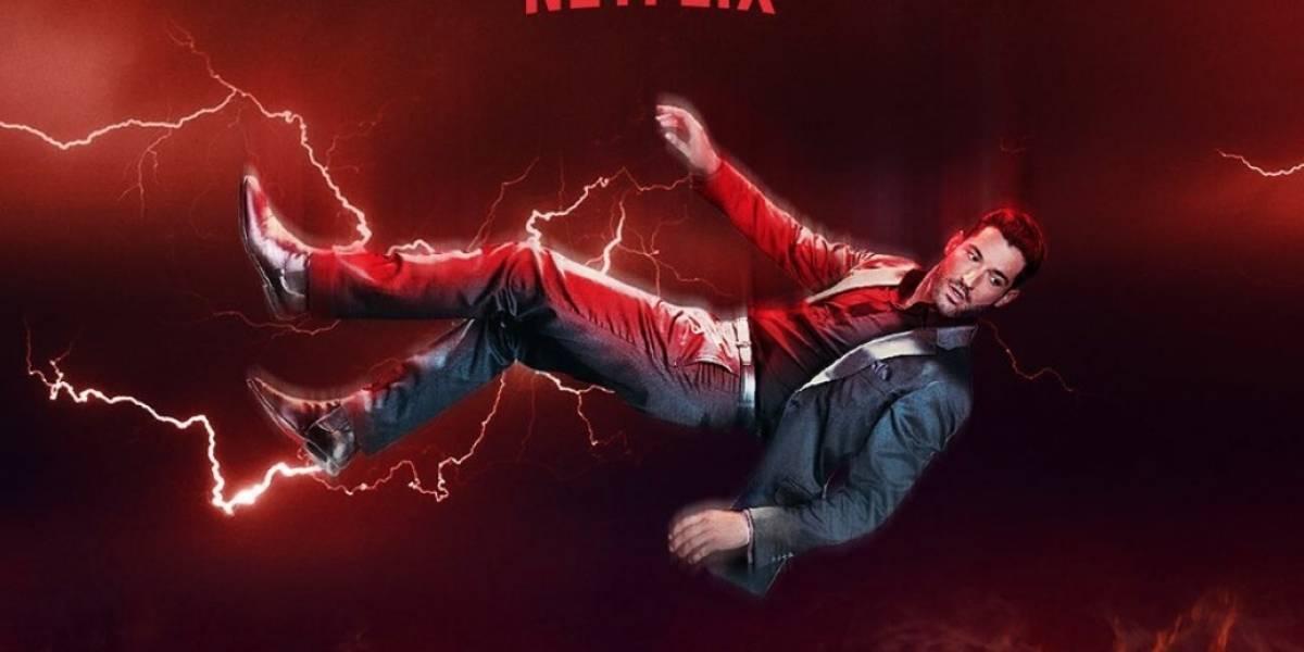 Nova temporada da série Lucifer da Netflix terá 16 episódios e deve ser lançada ainda este ano