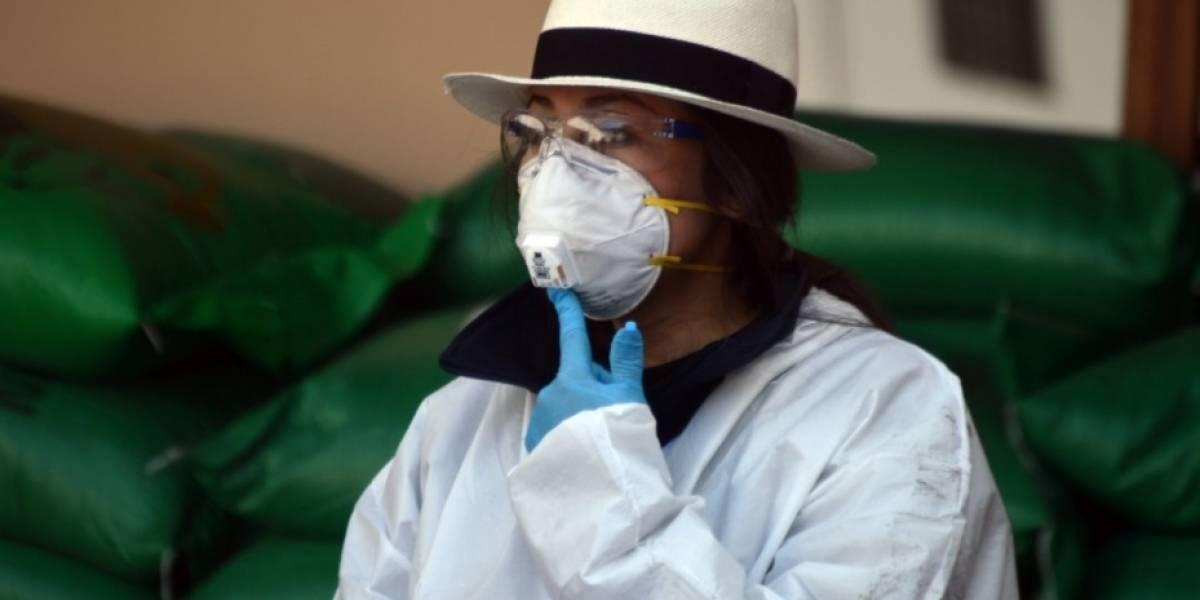 Por una fiesta familiar se esparció el primer caso de coronavirus en Ecuador