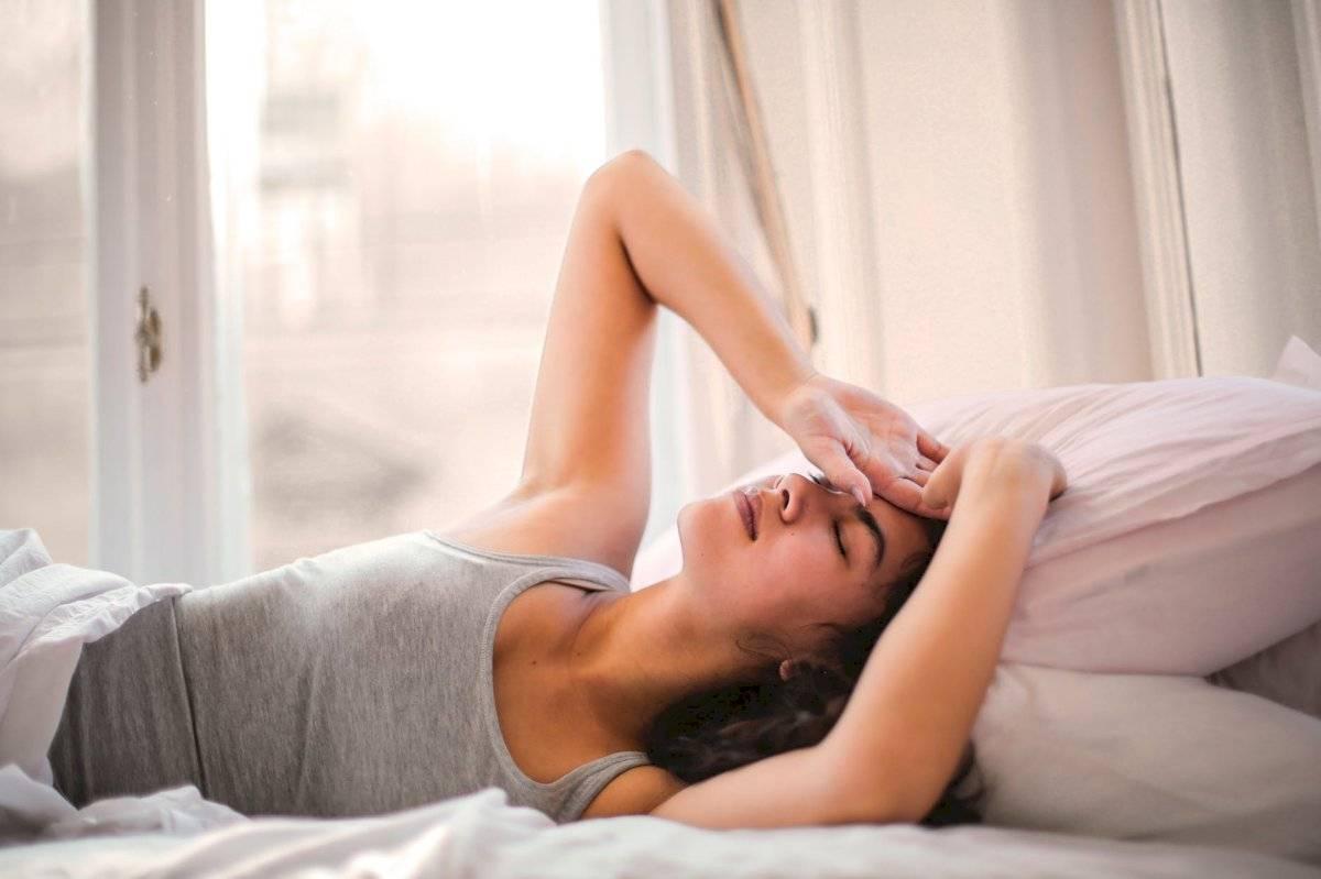 Los cólicos menstruales son producto de la contracción del útero durante la menstruación