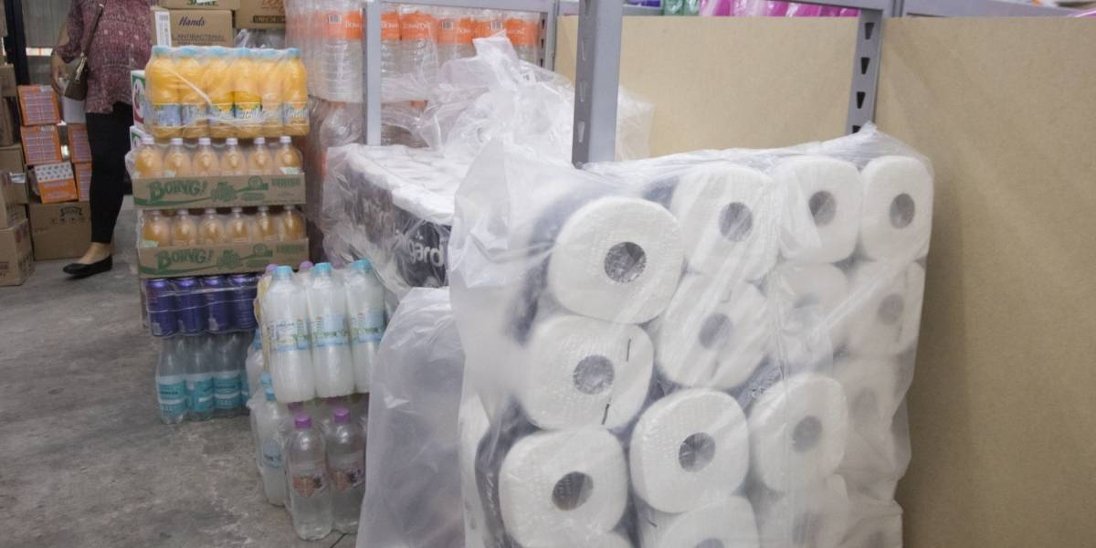 Coronavirus dispara hasta 66% costo de papel higiénico, agua y alimentos
