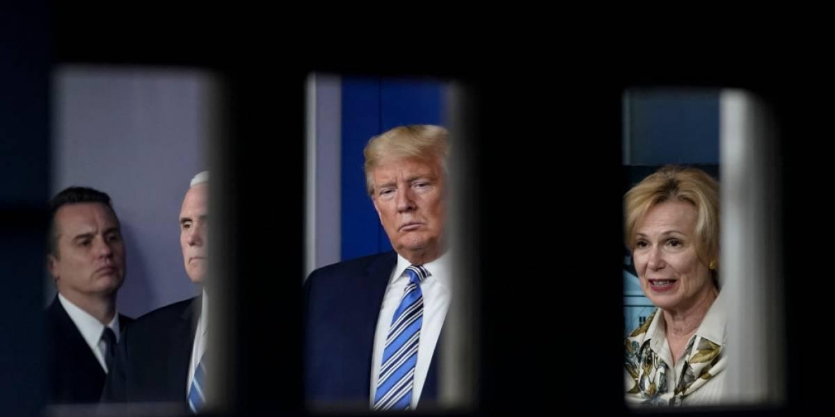 Homem morre após tomar 'cura' do coronavírus divulgada por Trump
