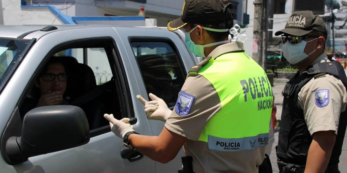 Toque de queda en Ecuador: ¿quiénes necesitan salvoconducto?